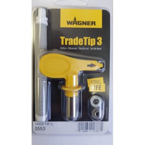 Форсунка Wagner TradeTip 3 N207