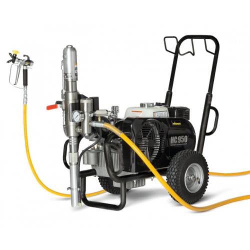 Краскораспылитель бензиновый Wagner HC-950 G SprayPack