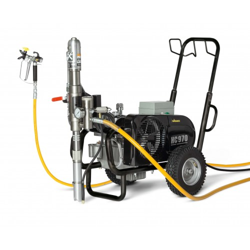 Краскораспылитель электрический Wagner HC-970 E Spraypack / 400 V
