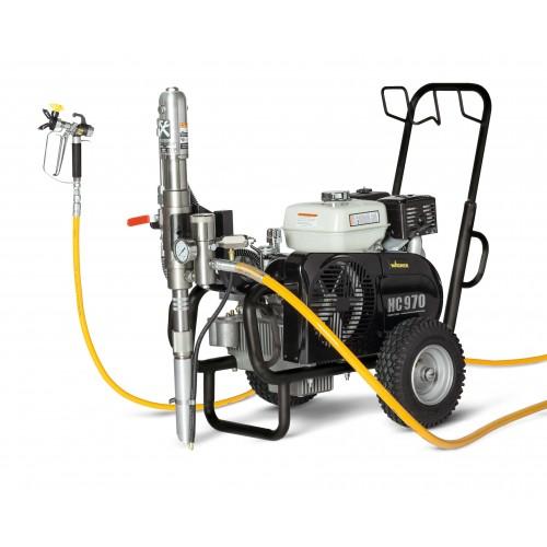 Краскораспылитель бензиновый Wagner HC-970 G SprayPack